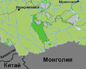 Алтайский заповедник где находится
